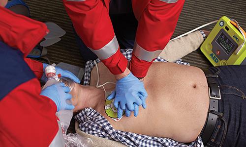 автоматичен външен дефибрилатор AED ZOLL Plus. Решение за Службите за защита