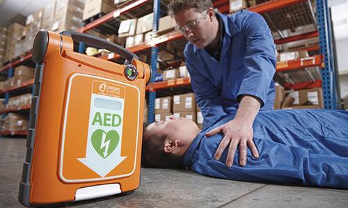 Cardiac Science Powerheart G5 AED за работно място, компания, корпоративен бизнес