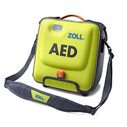 ZOLL AED 3 транспортна чанта
