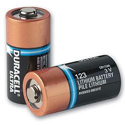 Литиеви батерии тип 123 за дефибрилатор ZOLL AED Plus