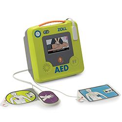 Автоматичните външни дефибрилатори на ZOLL AED 3